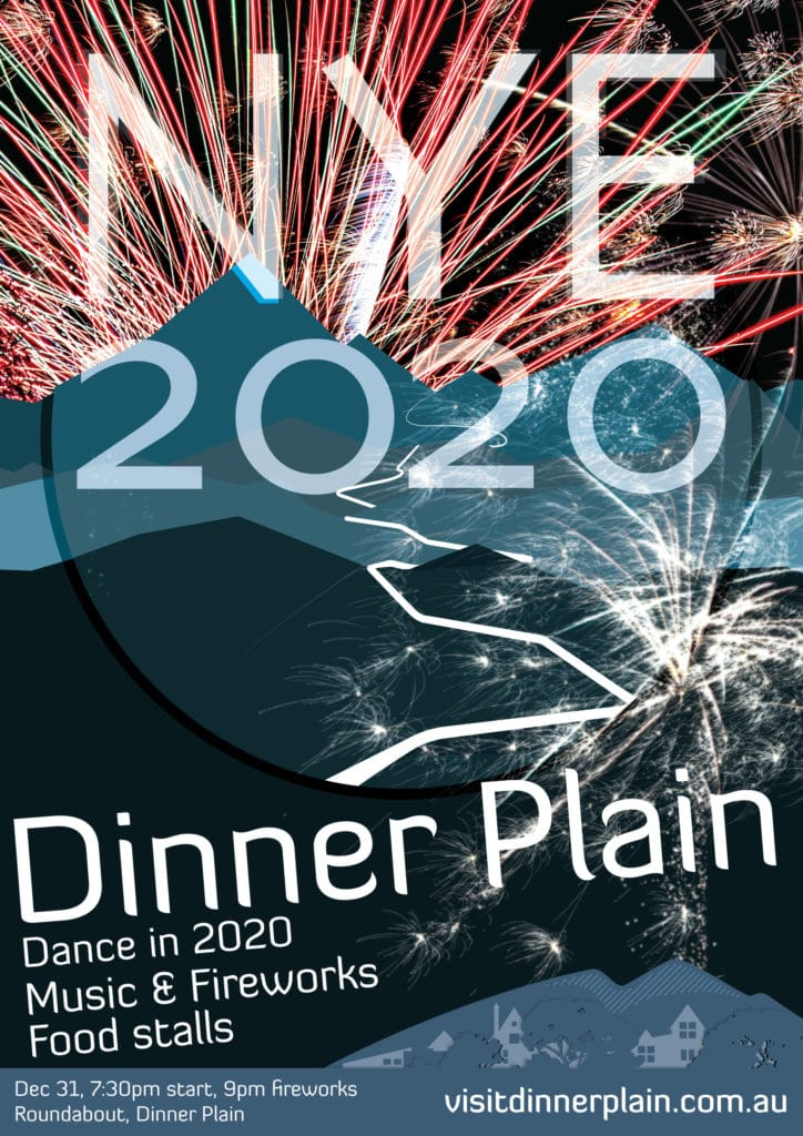 Dinner Plain NYE Dance in 2020